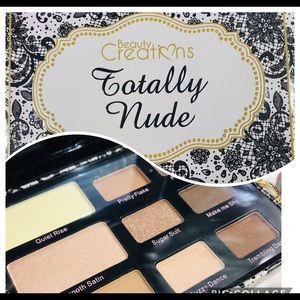 BRAND NEW Beauty Creations Eyeshadow Palette